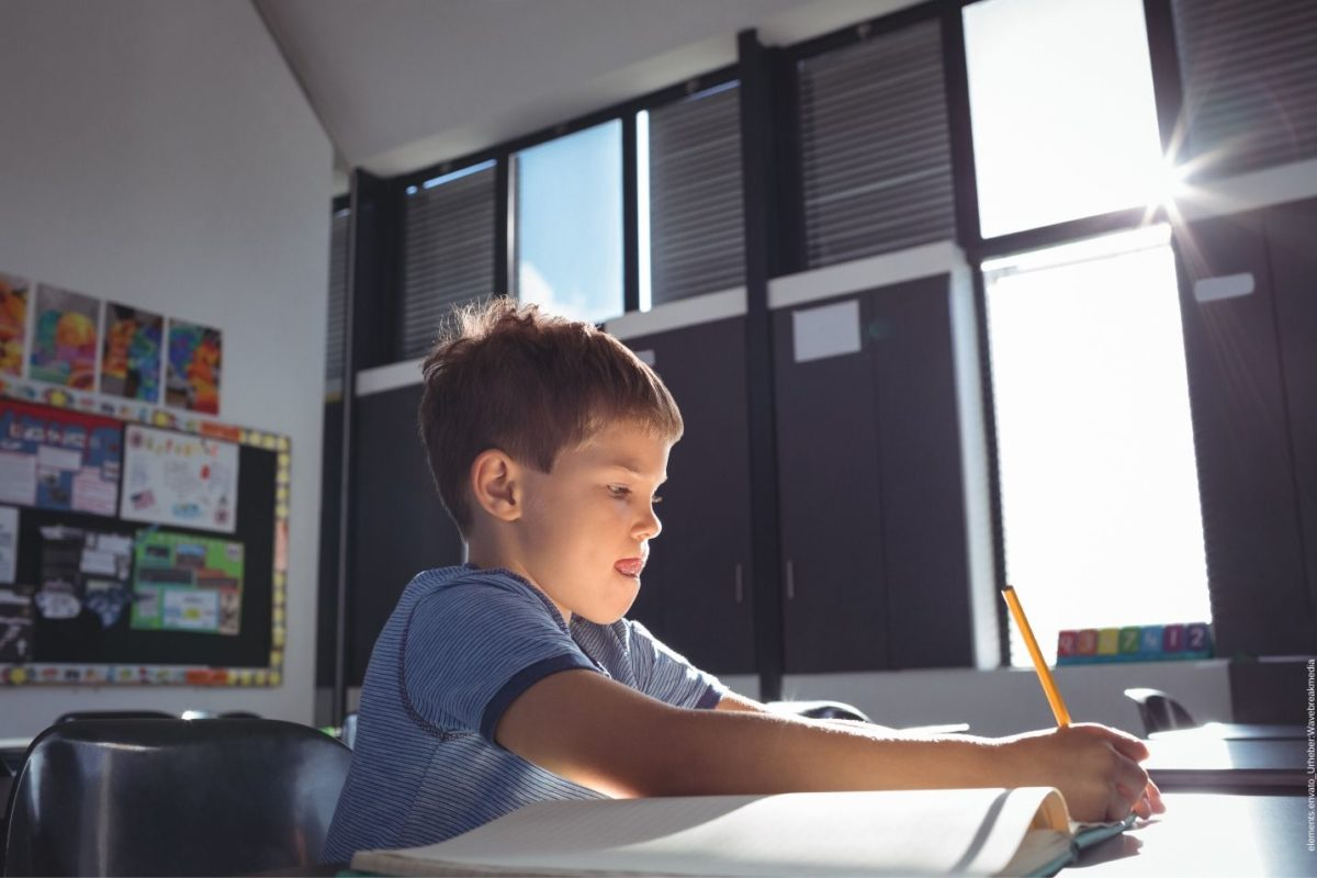 Schreib lese Schwäche und Möglichkeiten der Förderung