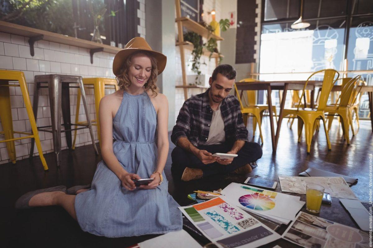 Warum Menschen mit ADHS in kreativen Berufen oft sogar Vorteile haben