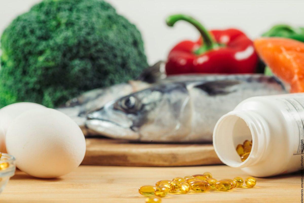 Wie sinnvoll sind Vitamine und Nahrungsergänzungsmittel bei ADHS?