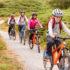 In diesem Blogartikel geht es um regelmäßiges Radfahren mit Kinder.