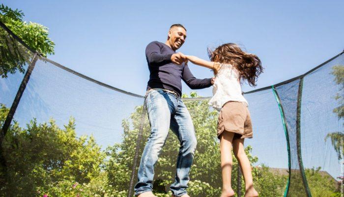 5 Gründe für ein Trampolin bei ADHS